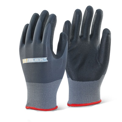 Nitrile Mix Coat Gloves