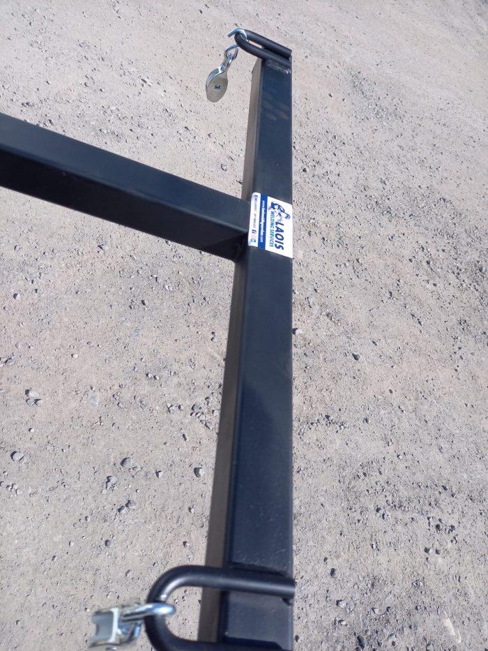 Steel Clothes Line Poles - Super Deluxe