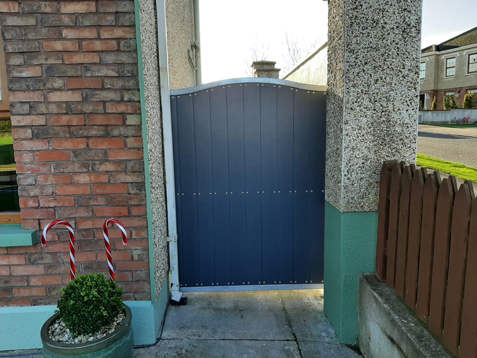 Steel Gates Laois