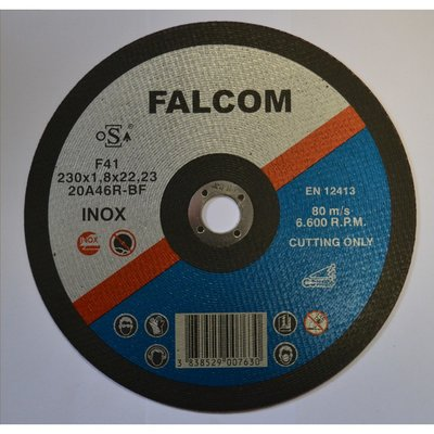 9 Stainless Steel Cutting Disc