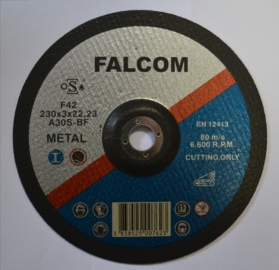 9 Steel Cutting Disc